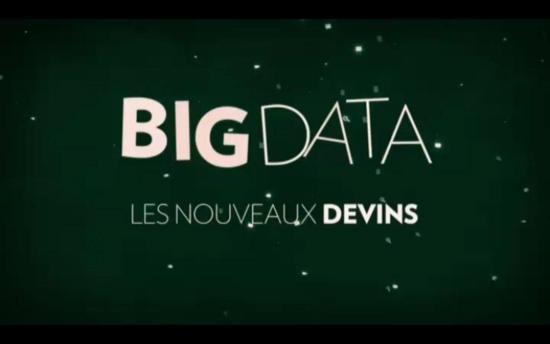 Docu «Big Data – les nouveaux devins»