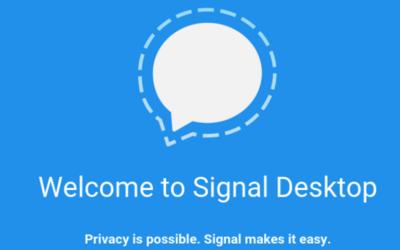 Signal, une appli pour des appels sécurisés