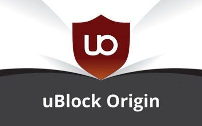 Finissez-en avec la publicité sur internet grâce à Ublock Origine