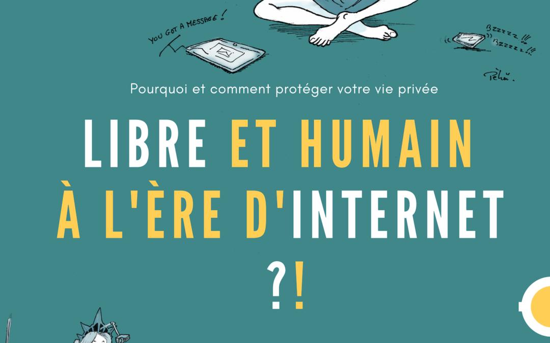 Conférence Grésy sur Aix – 19/03/2019 – Libres et Humains à l'ère d'internet